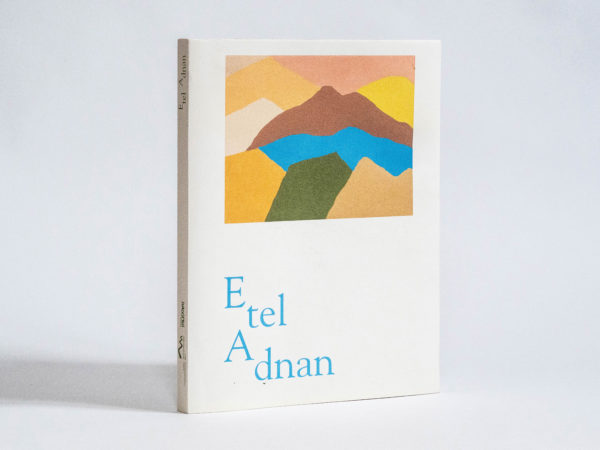 Etel Adnan - Is-land Édition
